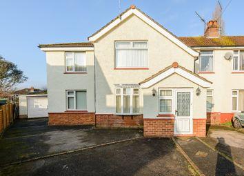 Thumbnail 5 bedroom semi-detached house for sale in Chadwick Road, Eastleigh, Hants