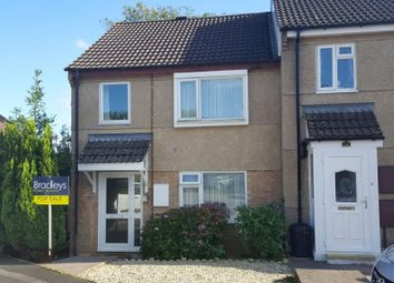 Thumbnail 3 bedroom end terrace house for sale in Churchlands Close, Plymouth, Devon