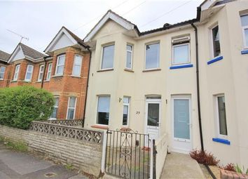 Thumbnail 2 bedroom terraced house for sale in Weymouth Road, Parkstone, Poole