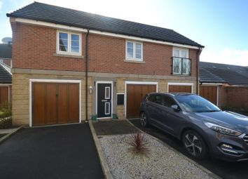 Thumbnail 2 bed flat for sale in Bridgeport Mews, Great Sankey, Warrington