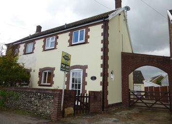 Thumbnail 2 bed semi-detached house to rent in White Hart Street, East Harling, Norwich