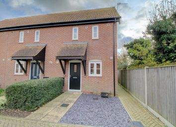 Thumbnail 1 bed detached house for sale in Victory Avenue, Bradwell, Great Yarmouth