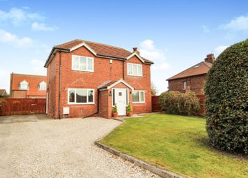 Thumbnail 3 bedroom detached house for sale in York Road, Barlby