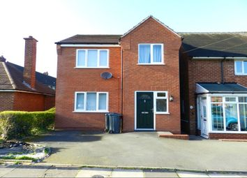 Thumbnail 3 bedroom detached house for sale in Freasley Road, Shard End, Birmingham