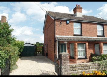 Thumbnail 3 bed semi-detached house for sale in Southampton Road, Cadnam, Southampton