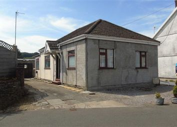 Thumbnail 3 bedroom detached bungalow for sale in Tyn Y Bonau Road, Swansea