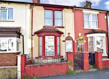 Thumbnail 3 bed terraced house for sale in St. Georges Road, Gillingham, Kent