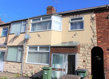 Thumbnail 3 bed terraced house for sale in Monica Road, Leicester