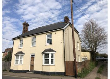 Thumbnail 2 bed semi-detached house for sale in Burton End, Haverhill