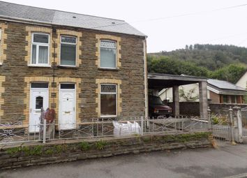 Thumbnail 2 bed semi-detached house to rent in Efail Fach, Pontrhydyfen, Port Talbot