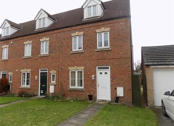 Thumbnail 4 bed semi-detached house to rent in Kensington Way, Worksop, Nottinghamshire