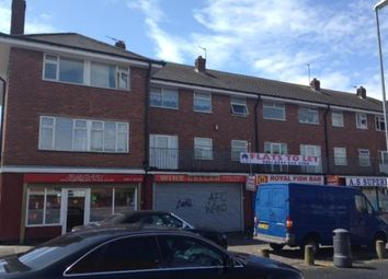 Thumbnail 2 bedroom flat to rent in Nottingham Drive, Willenhall