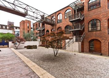 Thumbnail 1 bed flat to rent in Sand Warehouse, Britannia Mills, Hulme Hall Road, Manchester