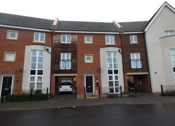 Thumbnail 4 bedroom terraced house for sale in Southwold Crescent, Broughton, Milton Keynes, Bucks