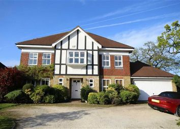 Thumbnail 5 bed property for sale in Althorp Close, Arkley, Hertfordshire