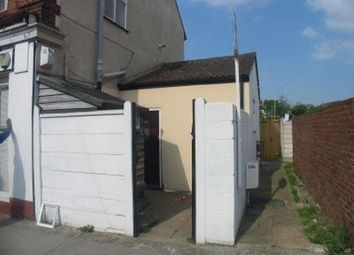 Thumbnail 3 bed flat for sale in Canterbury Street, Gillingham, Kent