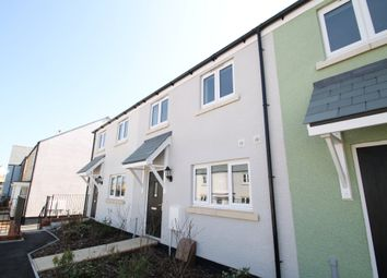 Thumbnail 3 bed terraced house for sale in Moyles Park, Modbury, Ivybridge