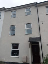 Thumbnail 7 bed terraced house to rent in Homefield Road, Exeter