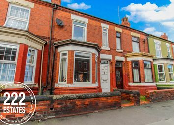 3 bed terraced house for sale in Norris Street, Warrington WA2