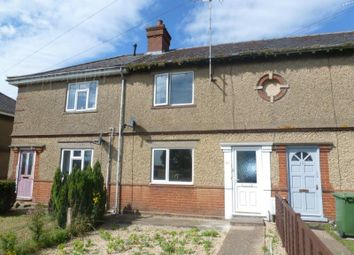 Thumbnail 2 bedroom terraced house for sale in Wimblington Road, March