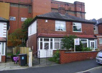 Thumbnail 2 bed semi-detached house for sale in Callis Road, Bolton