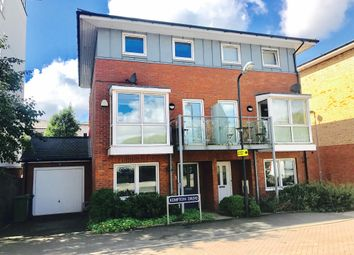 Thumbnail 3 bed town house for sale in Kempton Drive, Warwick