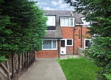 Thumbnail 3 bed end terrace house for sale in Vicarage Close, Steeple Claydon, Buckingham