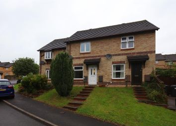 Thumbnail 2 bedroom terraced house for sale in Heol Y Cadno, Thornhill, Cardiff
