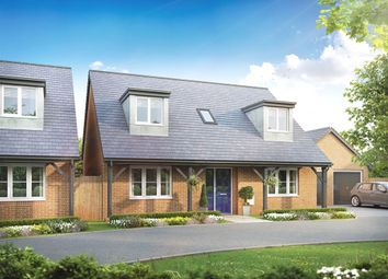 "Thumbnail 3 bedroom detached house for sale in ""The Bere"" at Anmore Road, Denmead, Waterlooville"