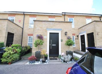 Thumbnail 2 bed maisonette for sale in Myles Court, Goffs Oak, Waltham Cross
