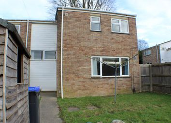 Thumbnail 3 bed end terrace house to rent in Fugglestone, Wilton, Salisbury