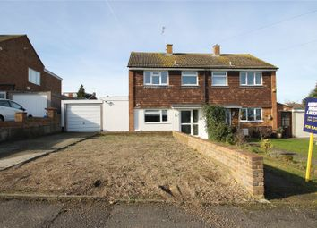 Thumbnail 3 bed semi-detached house for sale in North Road, Cliffe, Kent