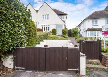 Thumbnail 3 bed semi-detached house for sale in Bratton Lane, Minehead