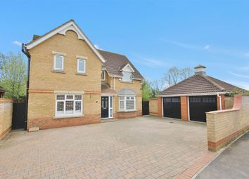 4 bed detached house for sale in Pitfield Close, Fenstanton, Cambs PE28