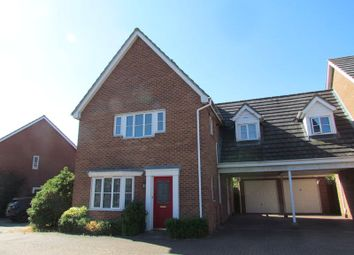Thumbnail 3 bedroom link-detached house to rent in Artillery Drive, Dovercourt, Harwich, Essex