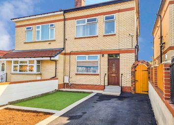 Thumbnail 3 bed semi-detached house for sale in Chapel Fold, Batley