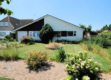 Thumbnail 3 bed detached bungalow for sale in Old Fold, Chestfield, Whitstable, Kent