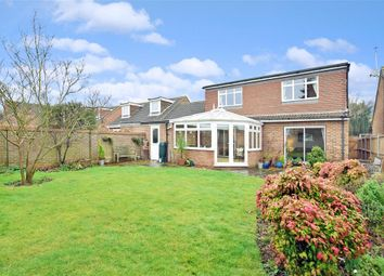 Thumbnail 4 bed link-detached house for sale in Rectory Meadow, Southfleet, Kent