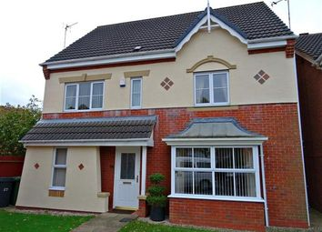 Thumbnail 6 bed detached house for sale in Bluebell Drive, Bedworth