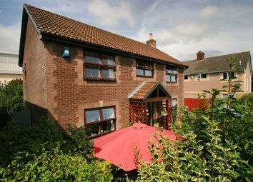 Thumbnail 4 bed detached house for sale in Amberley Way, Wickwar, South Gloucestershire