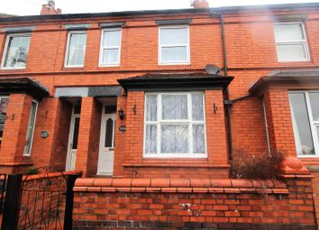 Thumbnail 3 bedroom terraced house to rent in Liverpool Road, Oswestry