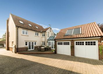 Thumbnail 5 bed detached house for sale in Willow Bridge Close, Carlton, Stockton-On-Tees