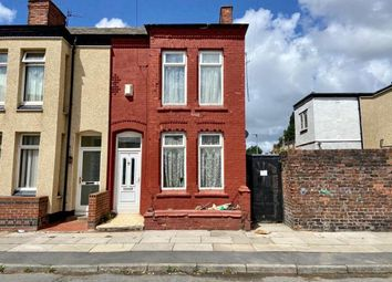 Thumbnail 3 bed end terrace house for sale in 4 Hemans Street, Bootle, Merseyside