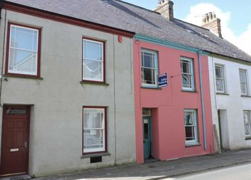Thumbnail 3 bed terraced house for sale in New Street, St Davids, Haverfordwest