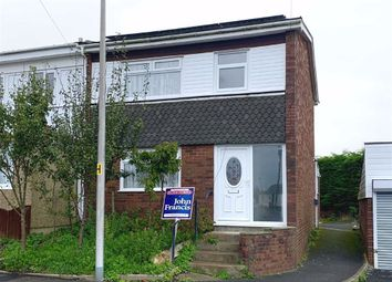Thumbnail 3 bed end terrace house for sale in Llys Fran, Llanelli