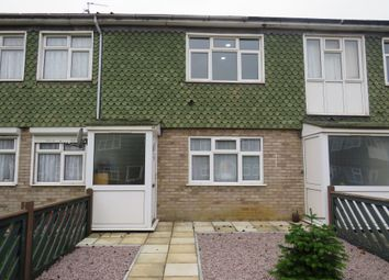 Thumbnail 2 bed terraced house for sale in Lowick Gardens, Westwood, Peterborough