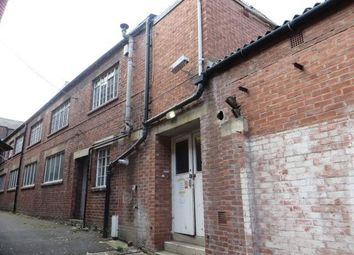 Thumbnail Industrial to let in Castle Street, 39 First Floor Rear Warehouse, Carlisle