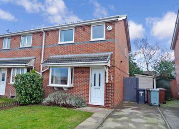 Thumbnail 3 bed semi-detached house for sale in 8, Sandy Lane, Ettiley Heath, Sandbach, Cheshire