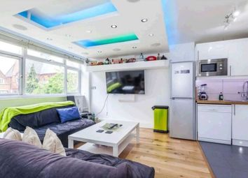 Thumbnail 4 bedroom flat to rent in Old Church Road, London