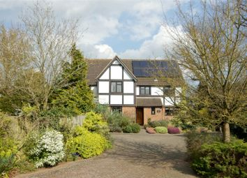 Thumbnail 5 bedroom property for sale in The Acorns, Beyton Road, Thurston, Bury St. Edmunds